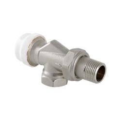 Клапан термостатический VALTEC для радиатора угловой с осевым управлением