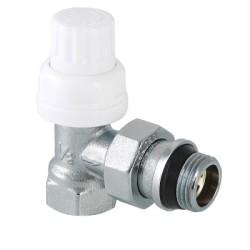 Клапан термостатический VALTEC угловой с дополнительным уплотнением