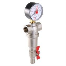 Фильтр промывной каскадный 500/100 мкм VALTEC