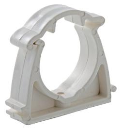 Кронштейн пластиковый VALTEC c фиксатором 20 мм