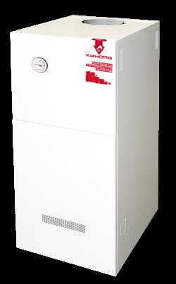 Газовый напольный котел Конорд КСц-ГВ-12Н с термогидравлической автоматикой САБК (двухконтурный)