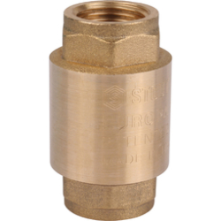 STOUT 3/4 Клапан обратный пружинный муфтовый с металлическим седлом