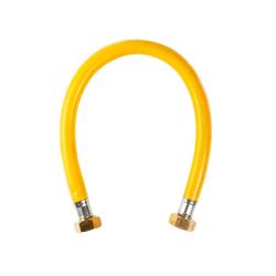 Шланг газовый ПВХ 1/2. г/г 1,5 м A-PLUS