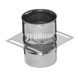 Площадка монтажная Ferrum (430/0,8 мм) Ø100