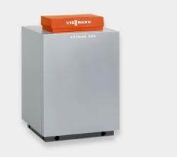 Газовый напольный котел Viessmann Vitogas 100-F 42 кВт с чугунным теплообменником