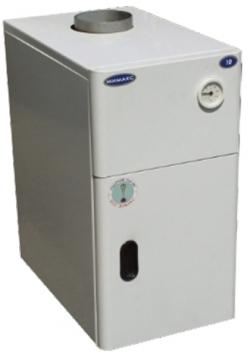 Газовый напольный котел Мимакс КСГ-16 с термогидравлической автоматикой (одноконтурный)