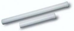 Baxi.Труба алюминиевая эмалированная диам. 80 мм, длина 500 мм. Артикул KHG 714018210