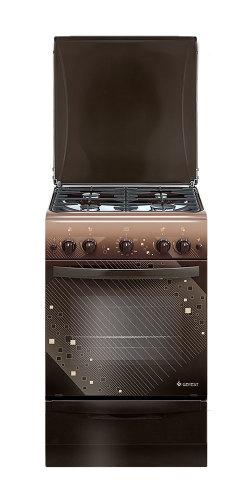 Газовая плита Гефест 5100-02 0010 (brown)