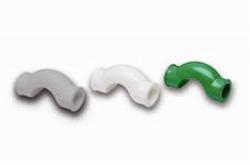 Короткий с-обвод с соединением Berke Plastik