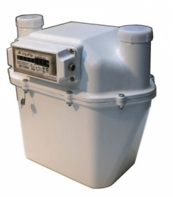 Счетчики газа СГД-3Т G6 с механической коррекцией, уличный