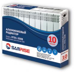Алюминиевый радиатор SAMRISE RA-01 350/80 (10сек)