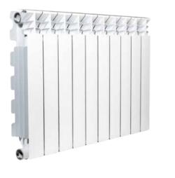 Алюминиевый радиатор Fondital EXCLUSIVO B4 350/100 (10 сек)