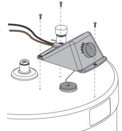 Панель управления нагревом для Comfort