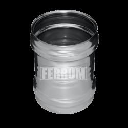 Адаптер ММ Ferrum из нержавеющей стали