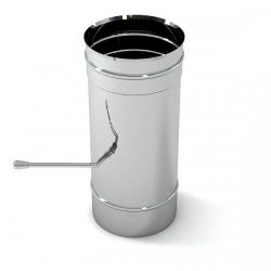 Шибер Ferrum (430/0,5 мм) Ø110
