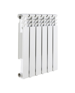 Биметаллический радиатор ROMMER Optima BM 500/78 8 секций