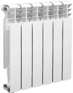 Биметаллический радиатор Оазис 500/80