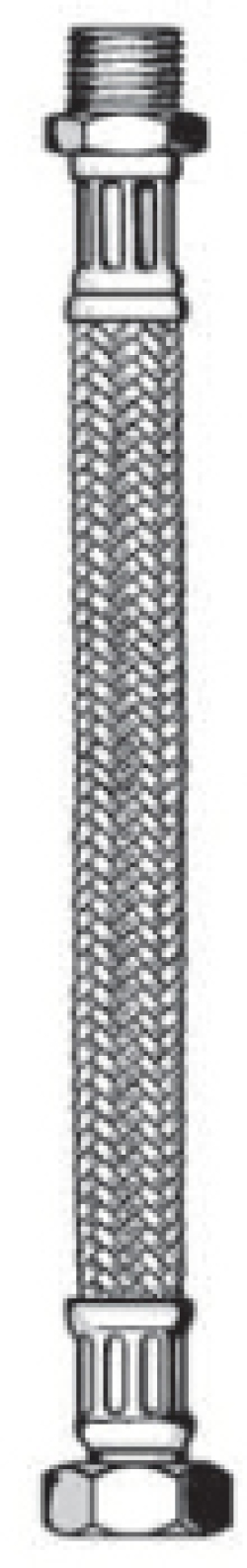 МЕ 5615.1204.40 Meiflex Dn13, 1/2 BPx1/2 BP, 400mm
