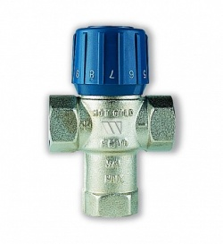 """Термостатический смесительный клапан Watts AQUAMIX 25-50°С  3/4"""" ВН"""