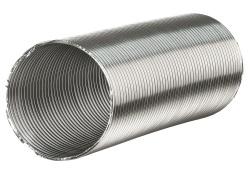 Гофра алюминиевая Д 160