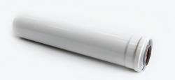 Y-001(a) Удлинение коаксиальное Termica (60/100) 0,5м универсальное для всех типов котлов