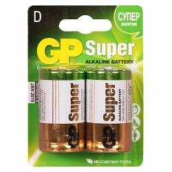Батарейки GP LR20 SR2 (13A) (20/120)