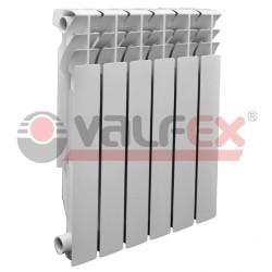 Радиатор VALFEX SIMPLE алюминиевый 500,  4 сек.