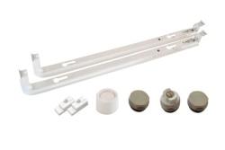 Монтажный комплект для бокового подключения радиаторов Viessmann высота 500