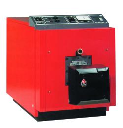 Напольный стальной одноконтурные котел ACV Compact A 600 (без горелки)