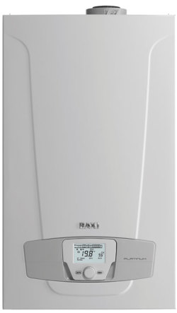 Газовые конденсационные котлы BAXI LUNA Platinum+ (одноконтурные)