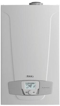 Газовый конденсационный котел BAXI LUNA Platinum+ 33 GA (двухконтурный)
