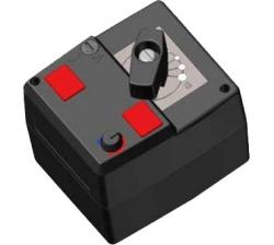 ME 66341.33 Cервопривод с термостатом, выносн. датчик, 6Нm, AC 24V, 50Гц,с трансформ. в компл.