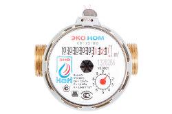 Счетчик воды универсальный ЭКО НОМ-15-80+КМЧ-15-ОК